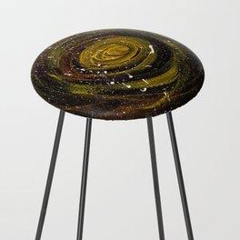 My Galaxy (Mural, No. 10) Counter Stool