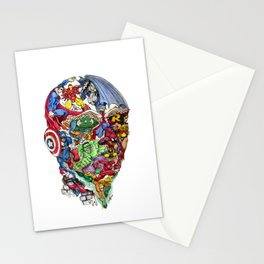 Heroic Mind Stationery Cards