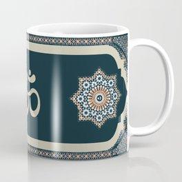 Mosaic Om Coffee Mug