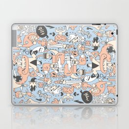 Flip Laptop & iPad Skin