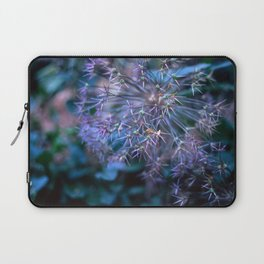 purple alliums Laptop Sleeve