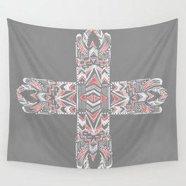 Pocatiki Tribe Wall Tapestry