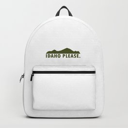 Idaho Please Backpack