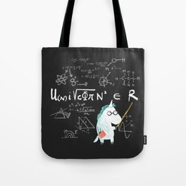 Unicorn = real Tote Bag