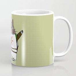 Totoros - Praise the sun Coffee Mug