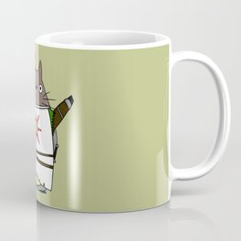 Totoros - Praise the sun Coffee Mug