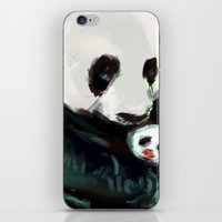 mother iPhone & iPod Skins featuring Mother by Jaleesa McLean