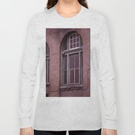 Window Arch in the Marigny Long Sleeve T-shirt