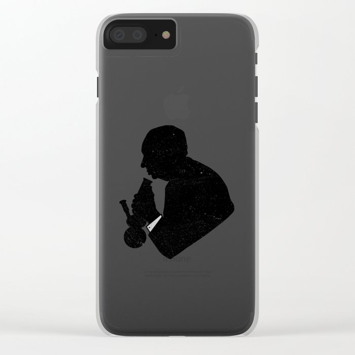 PsychoBong Clear iPhone Case