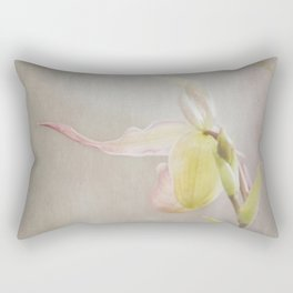 Whispering Lady Rectangular Pillow