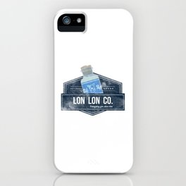 Lon Lon Co. iPhone Case