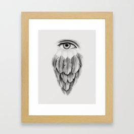 Life Under His Eye Framed Art Print