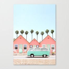 Oceanside Canvas Print