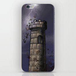 The Tower iPhone Skin