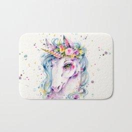 Little Unicorn Bath Mat