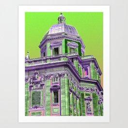 Church in Italy Art Print