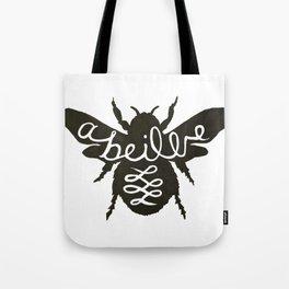 Abeille Noire Tote Bag