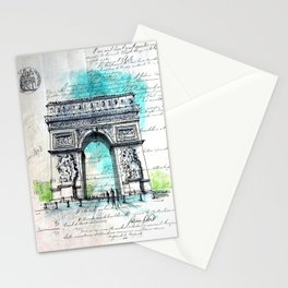 1895 Stationery Cards