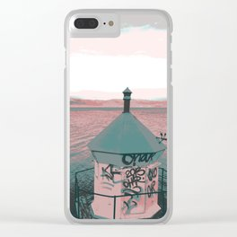 lighthouse. Clear iPhone Case