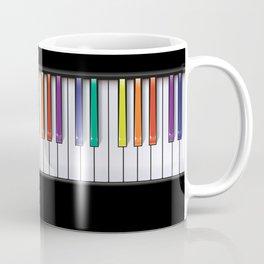 Colour Your Music Coffee Mug