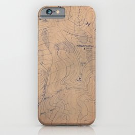 Anapurma iPhone Case