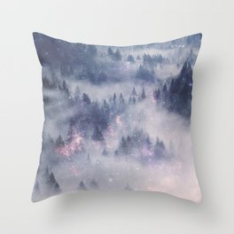 Space is Yours Throw Pillow
