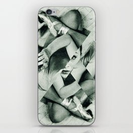 Die Tänzerin · directors cut iPhone Skin