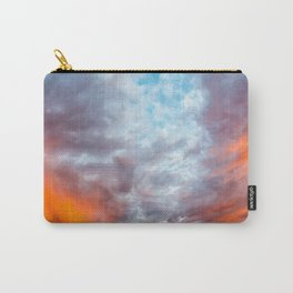 Fire in the Sky III Carry-All Pouch