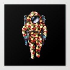 Deep Space Fashion Canvas Print