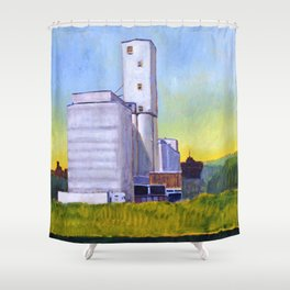 Robin Hood Flour Mills III Shower Curtain