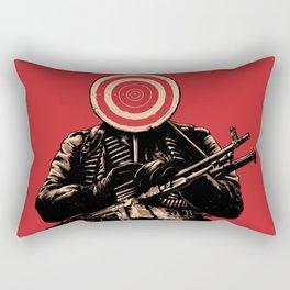 SHOOT! Rectangular Pillow