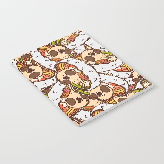 Puglie Pootomaki Notebook