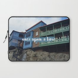 Once upon a time // #TravelSeries Laptop Sleeve