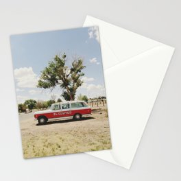 The El Cosmico Stationery Cards