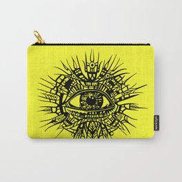 ALL-SEEING DEITY - EYE OF PROVIDENCE Carry-All Pouch