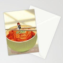Kimchi Nostalgia Stationery Cards