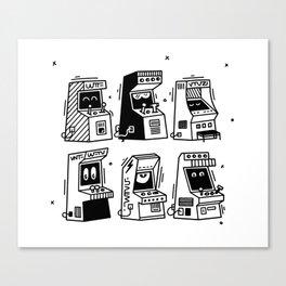 GameOver Canvas Print