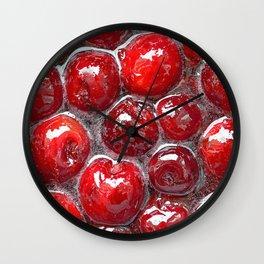 A cherry dream Wall Clock