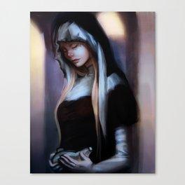 Sister Latea Canvas Print