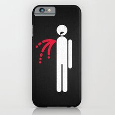 And that's why you always leave a note.  Slim Case iPhone 6s