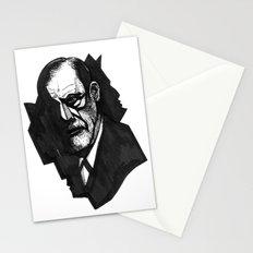 Sigmund Freud Stationery Cards