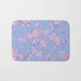 Spring Pattern Bath Mat