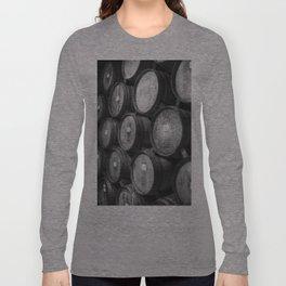 Stacked Barrels Long Sleeve T-shirt