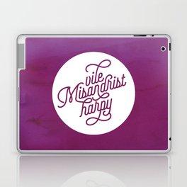 Vile Misandrist Harpy Laptop & iPad Skin