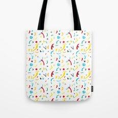 Funky Pastels Tote Bag
