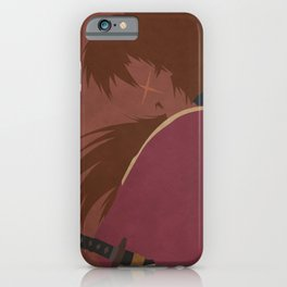 Ruroni Kenshin iPhone Case
