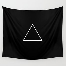 Triangle - 1 Wall Tapestry