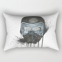 Kylo Ren - Empty Mask Rectangular Pillow