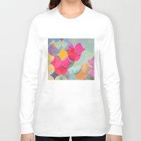 fifth harmony Long Sleeve T-shirts featuring HARMONY by Julia Tomova