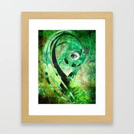 Irish Girl Framed Art Print